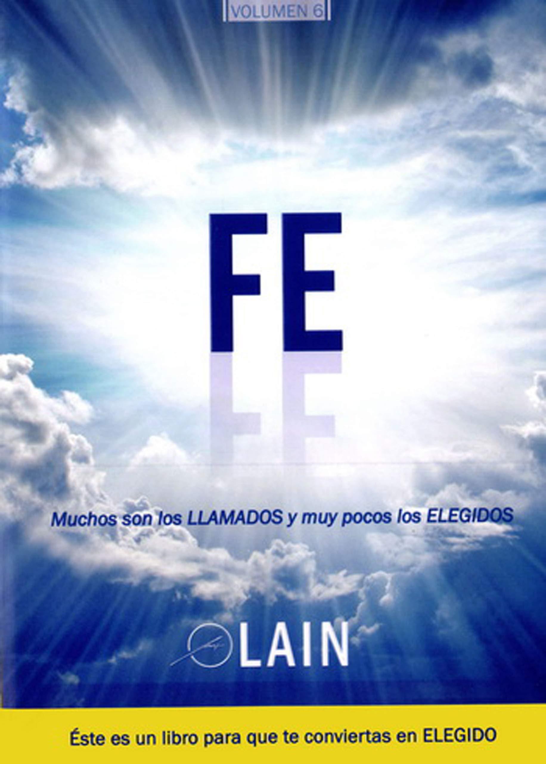 Fe - Volumen 6: Amazon.es: Lain Garcia Calvo, Lain Garcia Calvo ...