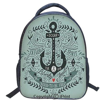 5b5c041410e Amazon.com: Designer Original Art Print Casual Backpack,Travel ...