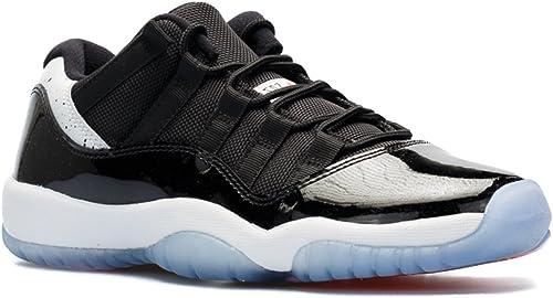 2019 Nuevo Zapatillas Air Jordan 11 Nike Mujer Low 23 Pure