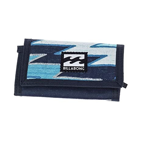 Billabong ATOM CARTERA Münzbörse, 14 cm, Azul