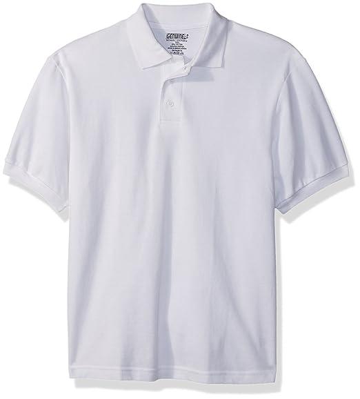 71cdc1bfeae0 Amazon.com  Genuine Boys  Big Polo Shirt (More Styles Available ...