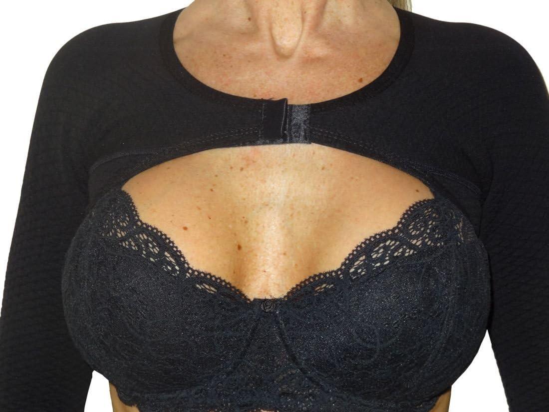 Manches de massage pour lip/œd/ème et lymph/œd/ème Mini haut de compression /élev/ée