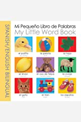 My Little Word Book Bilingual (My Little Books) Edición Kindle