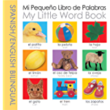 My Little Word Book Bilingual (My Little Books) (Spanish Edition)