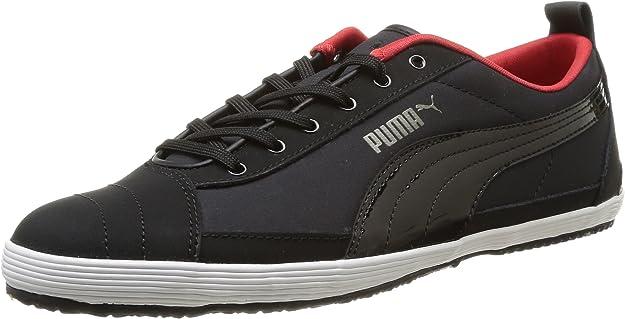 Puma Serve Pro Rl Bk Red Wh, Baskets mode homme