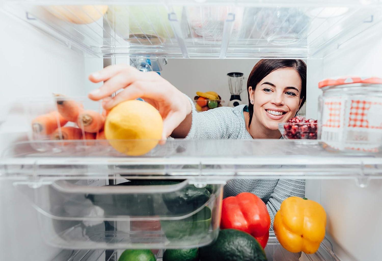 Kühlschrank Desinfektion : Nanoprotect fresh fridge kühlschrank assistent gegen schimmel