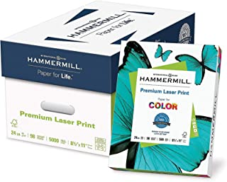 product image for Hammermill Laser Print Office Paper PAPER,LASERPRINT,WHT,LTR (Pack of10)