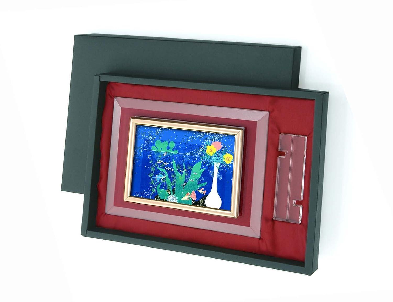 高級クリスタルフォトフレーム ■吉岡浩太郎クリスタルDX 「熱帯魚B」 B004DZEVWQ 「熱帯魚B」 「熱帯魚B」