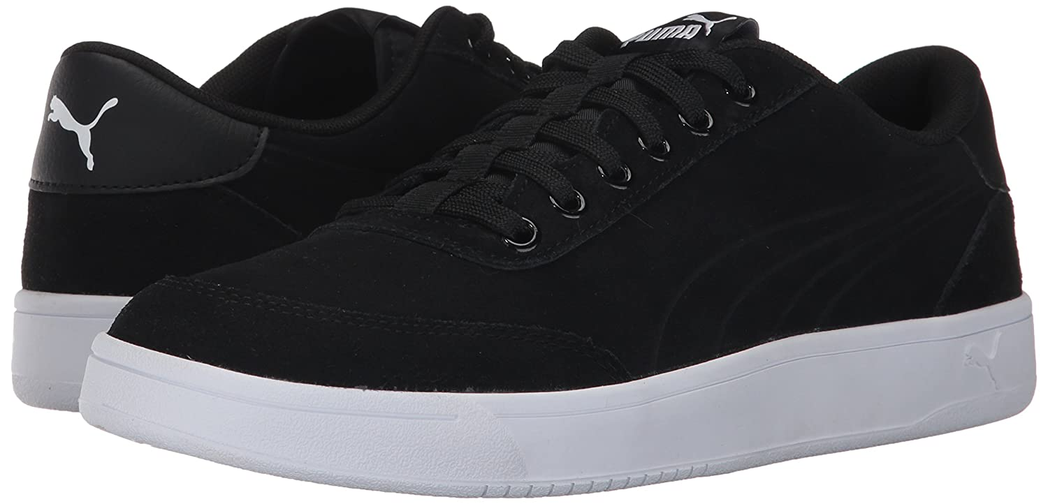 Puma Puma Puma Herren Court Breaker Turnschuhe Wildleder cd7e63