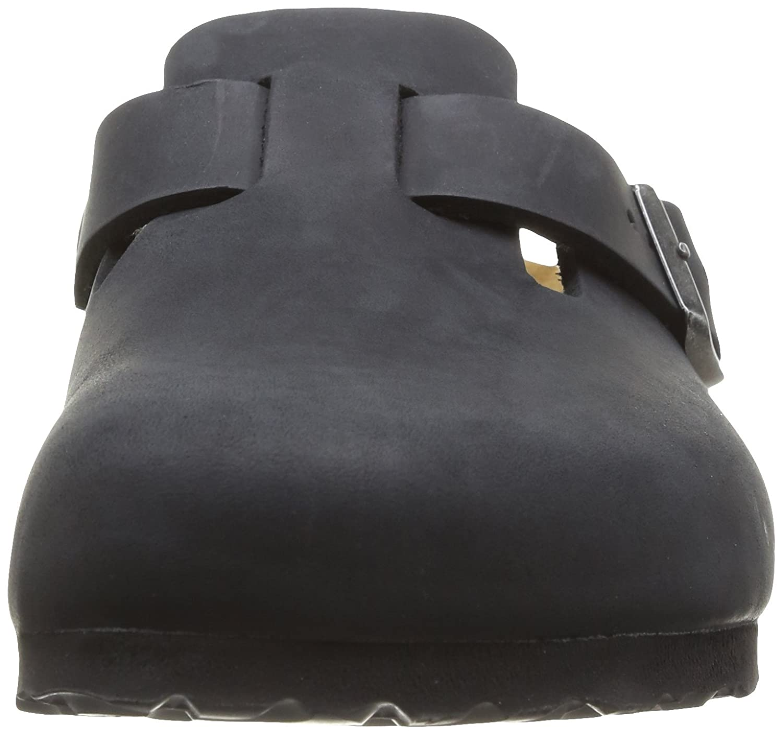 Birkenstock Original Boston Oiled Leather Narrow width 059463  Amazon.ca   Shoes   Handbags 4574850d4db