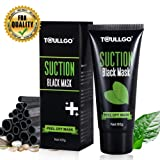 Amazon Price History for:Peel Off Mask, Black Mask, Blackhead Mask, ToullGo Purifying Peel Off Mask Deep Clean Blackhead/Farewell Strawberry Nose, Suction Black Mask For Face Nose Acne Treatment Oil Control (60g)