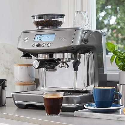 Siebträgermaschine mit integriertem Mahlwerk Sage Appliances SES878 the Barista Pro Angebot