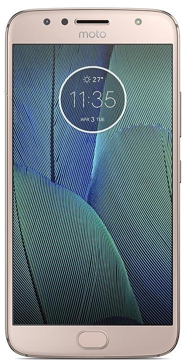Moto g5s plus blush gold 64gb amazon electronics fandeluxe Choice Image