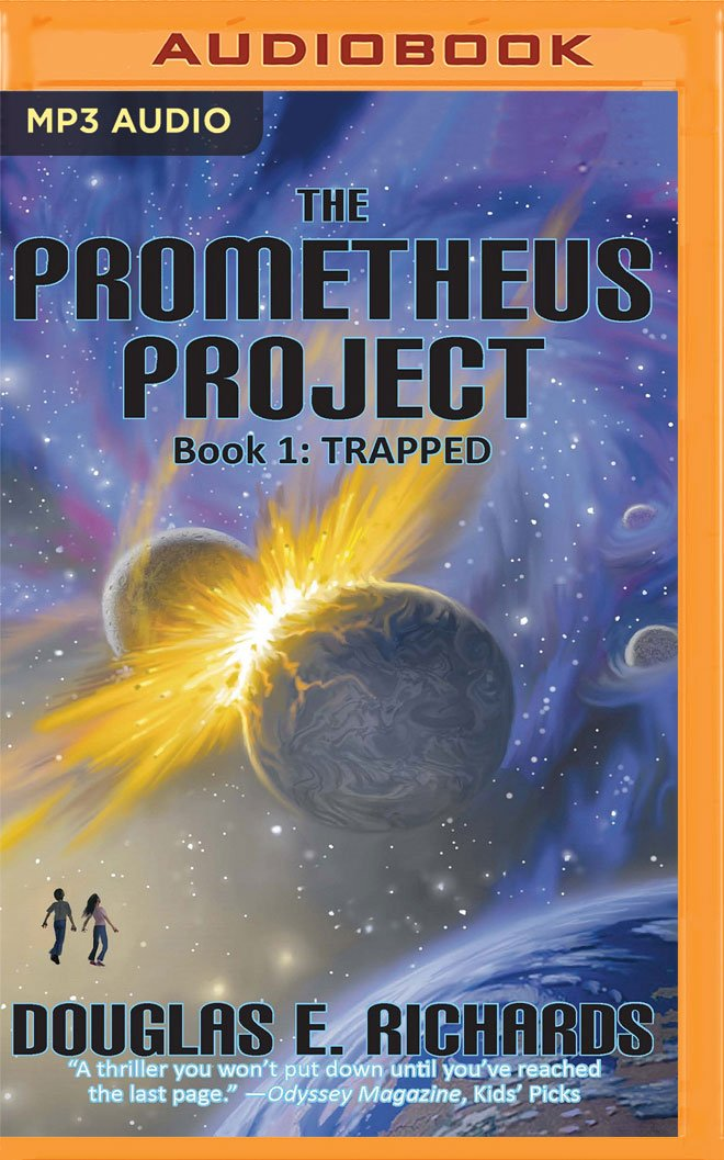 Download Trapped (The Prometheus Project) pdf
