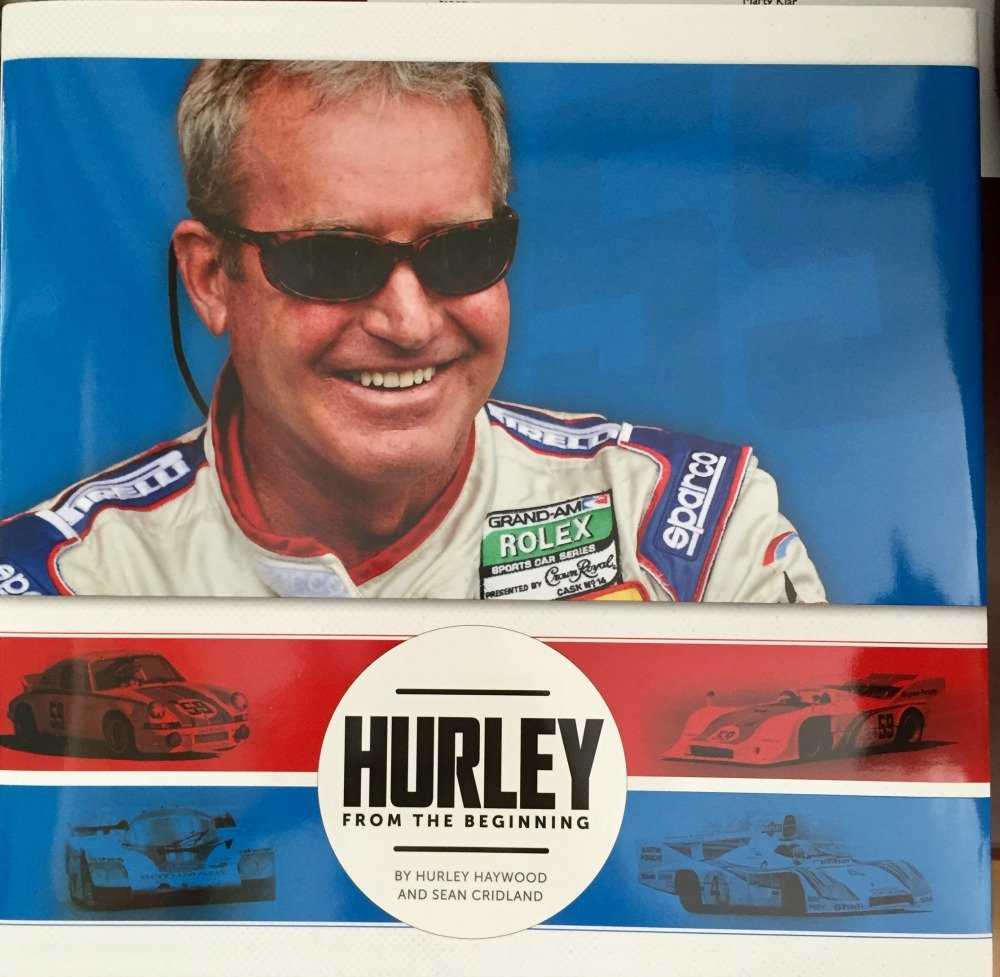"""Read Online """"HURLEY: From the Beginning!"""" Book Autographed by Hurley Haywood ebook"""