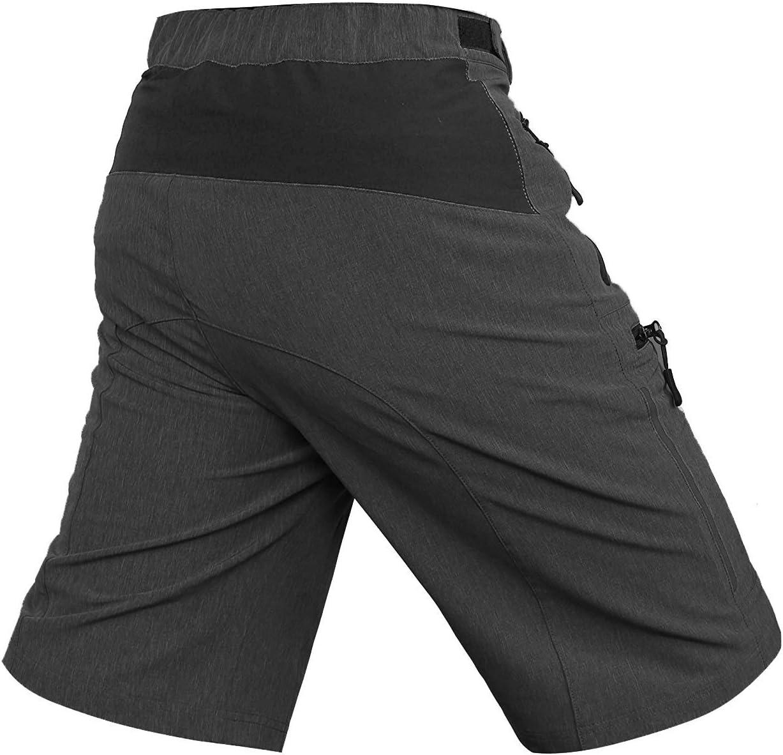 ALLY V/élo Pantalon radlerhose radhose Court avec Fonction s/échage rapide//3D Coolmax Seat//reflectors Pantalon