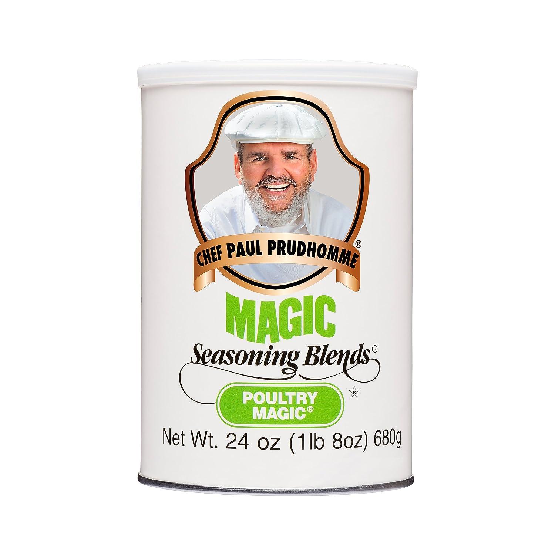 Chef Paul Poultry Magic Seasoning, 24 ounces