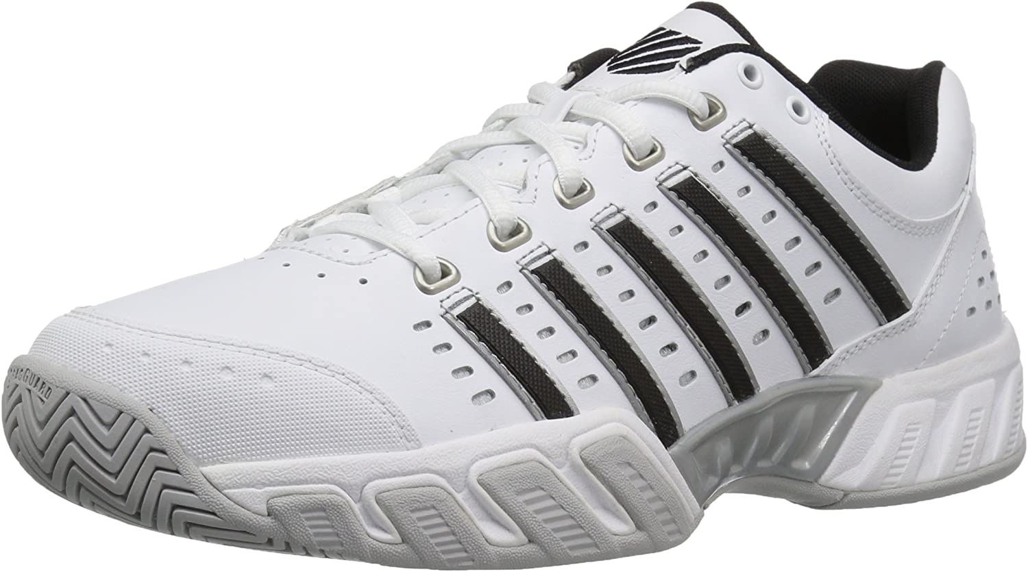 | K-SWISS Men's Bigshot Light Tennis Shoe | Tennis & Racquet Sports