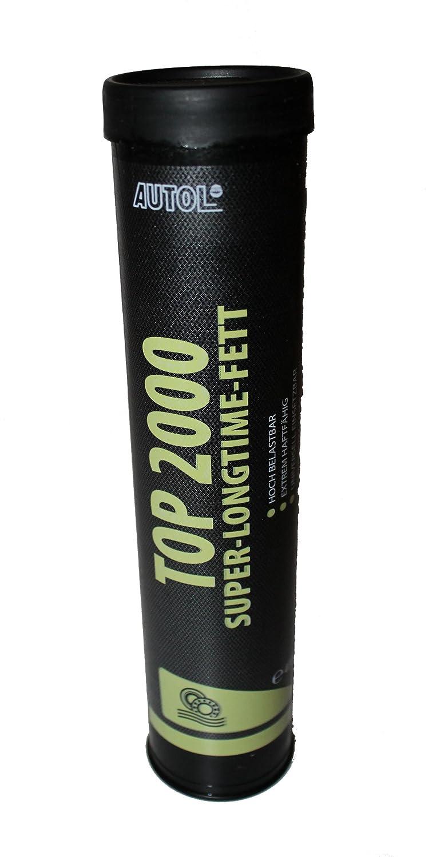Autol Top 2000 Super-Longtime-Fett - 400gr. Kartusche