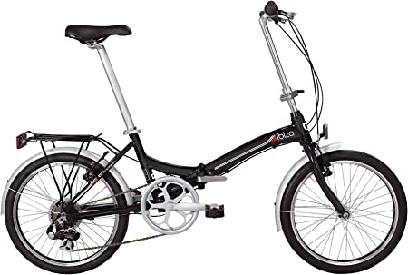 Bici Pleagable Bh Ibiza City Negra: Amazon.es: Deportes y aire libre