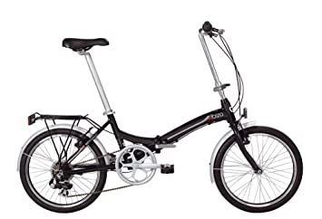 Bici Pleagable BH Ibiza City Negra