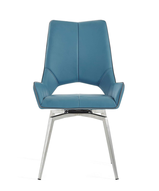 Global Furniture USA Global Furniture Chair, Turquoise