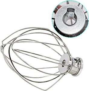 Appliancemate K45WW Wire Whip Mixer Part Compatible With Mixer Model K45SS, KSM110