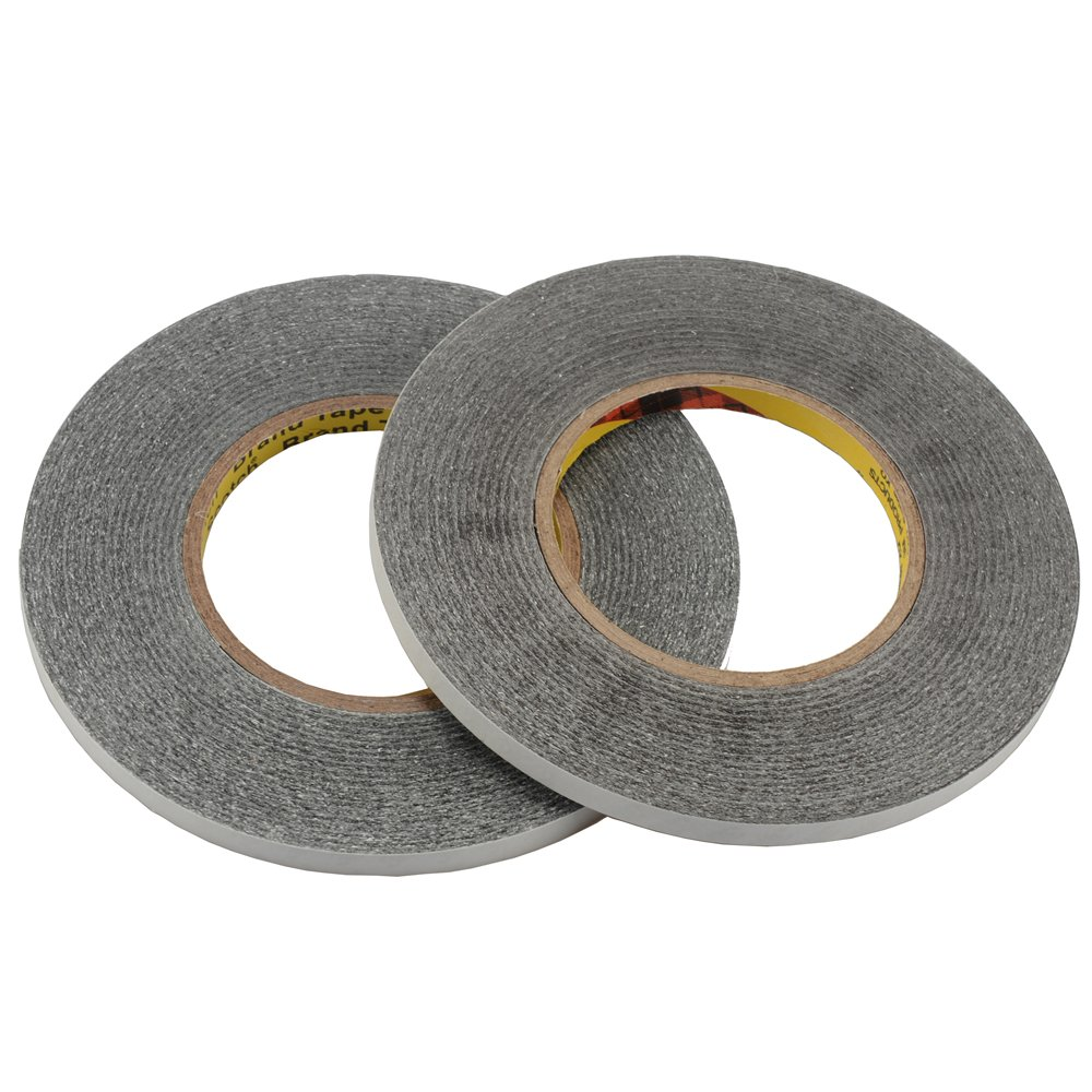 BlueJays tools 10mm50M 3M Tape Double Sided Adhesive Sticker For Mobile Phone/LED Screen Repair SMT Tape by BlueJays tools (Image #5)