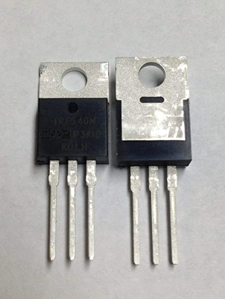 IRF830 IRF 830 Power MOSFET 4.5A 500V TO-220 20 pcs with Heatsink compounds