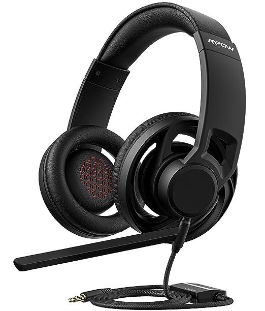 Amazon Com Mpow Eg5 Gaming Headset For Ps4 Xbox One Nintendo