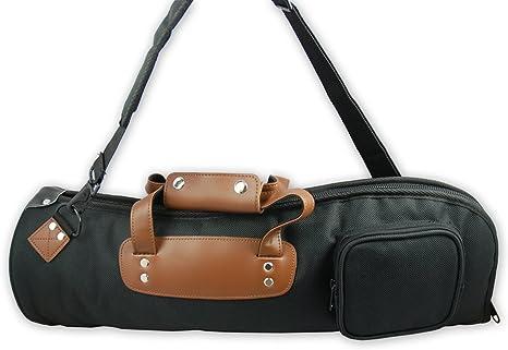 Soundman® Estuche para Trompeta (lightweight Trumpet Gigbag) Funda Bag Softcase: Amazon.es: Instrumentos musicales