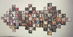 cd wanddisplay cd wandhalter cd halter f r 9 cd s zur bildhaften wandpr sentation ihrer. Black Bedroom Furniture Sets. Home Design Ideas