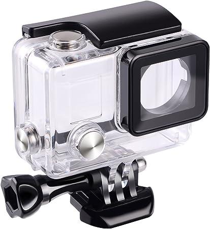Flycoo Schutzhülle Wasserdichte Gehäuse Mit Objektiv Kamera