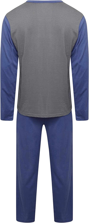 V/êtements De Nuit Pour Hommes PJ Pyjama Porter 100/% Coton Nuit Pyjama Deux Pi/èces De