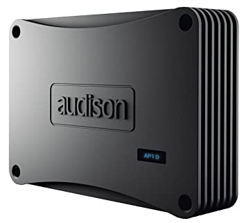 Prima Audison AP1 D MONOBLOCK AP1 D - amplificador MONO 1 x 540 Watt
