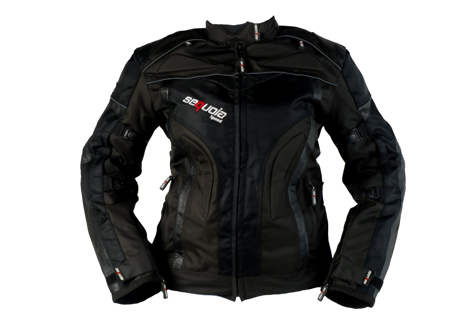 Sequoia Speed AVS Ladies Armor Protective Jacket Motorcycle Body Gear Racing Motocross Spine Chest Full New Protection Riding Size XL