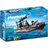 PLAYMOBIL Tactical Unit Boat