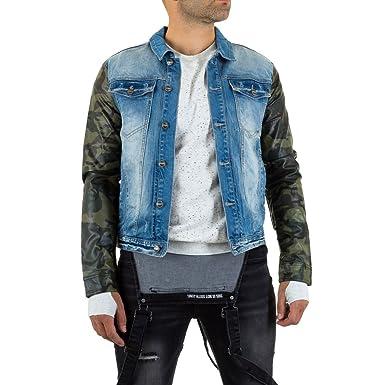 Ital Design Sixth June Jeans Jacke Für Herren: