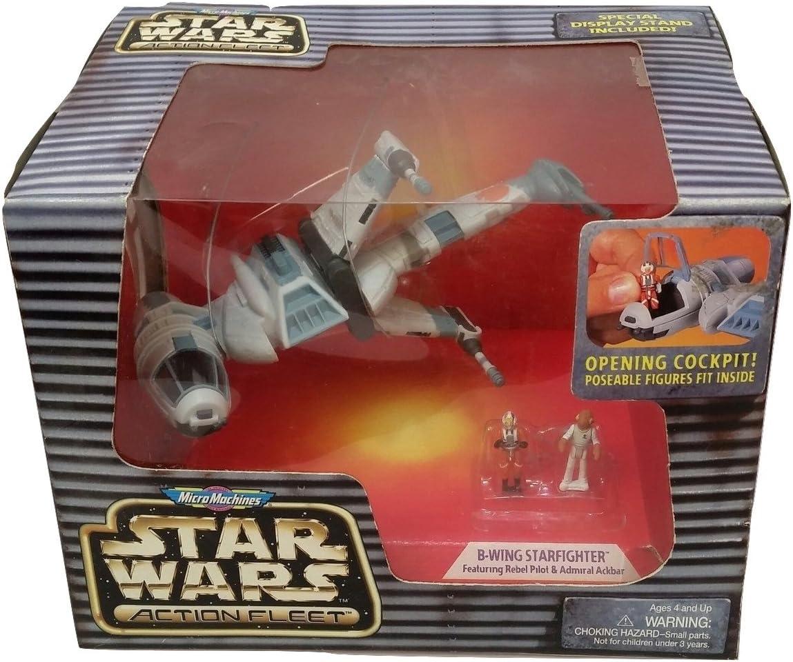 Star Wars Action Fleet B-Wing