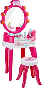 Theo Klein 5328 Barbie Schminktisch Fur Kinder Ab 3 Jahren Mit