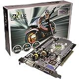 Axle nVidia GeForce 5500 Grafikkarte (PCI, 256MB GDDR Speicher, DVI / VGA, 1 GPU)