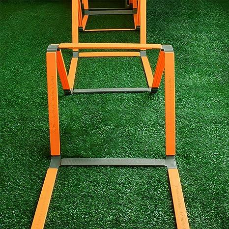 Xin La Velocidad y la Escalera de Agilidad Equipo de Entrenamiento 5M 11 peldaño de la Escalera: Amazon.es: Deportes y aire libre