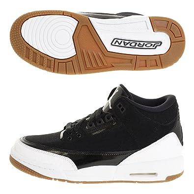3a82957612e9 Nike Air Jordan 3 Retro GS Hi Top Trainers 441140 Sneakers Shoes (UK 4.5 us