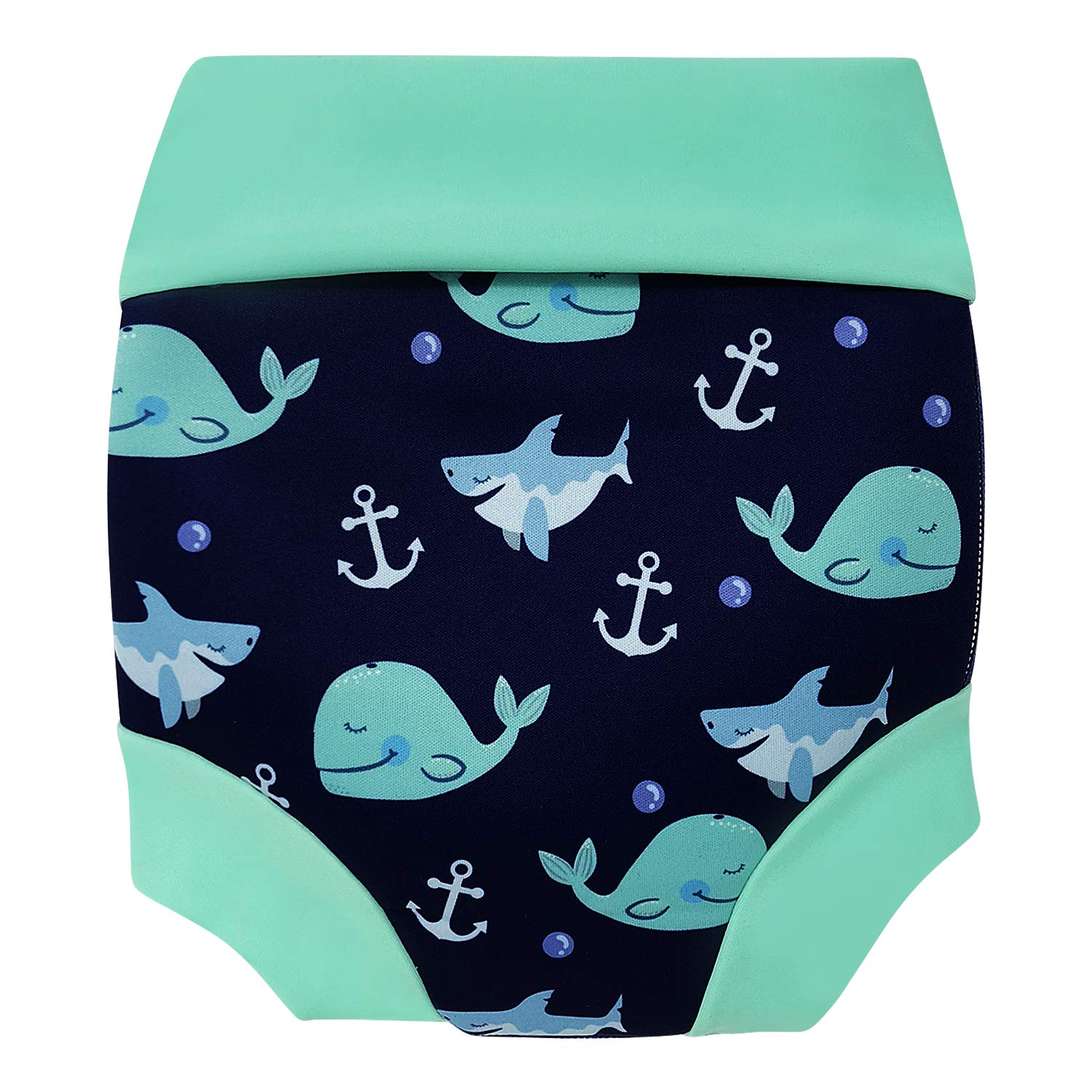 Baby Swimming Nappy Kids Reusable Swim Diaper Girls Costume Boys