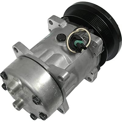 Universal Air Conditioner CO 4637C A/C Compressor: Automotive