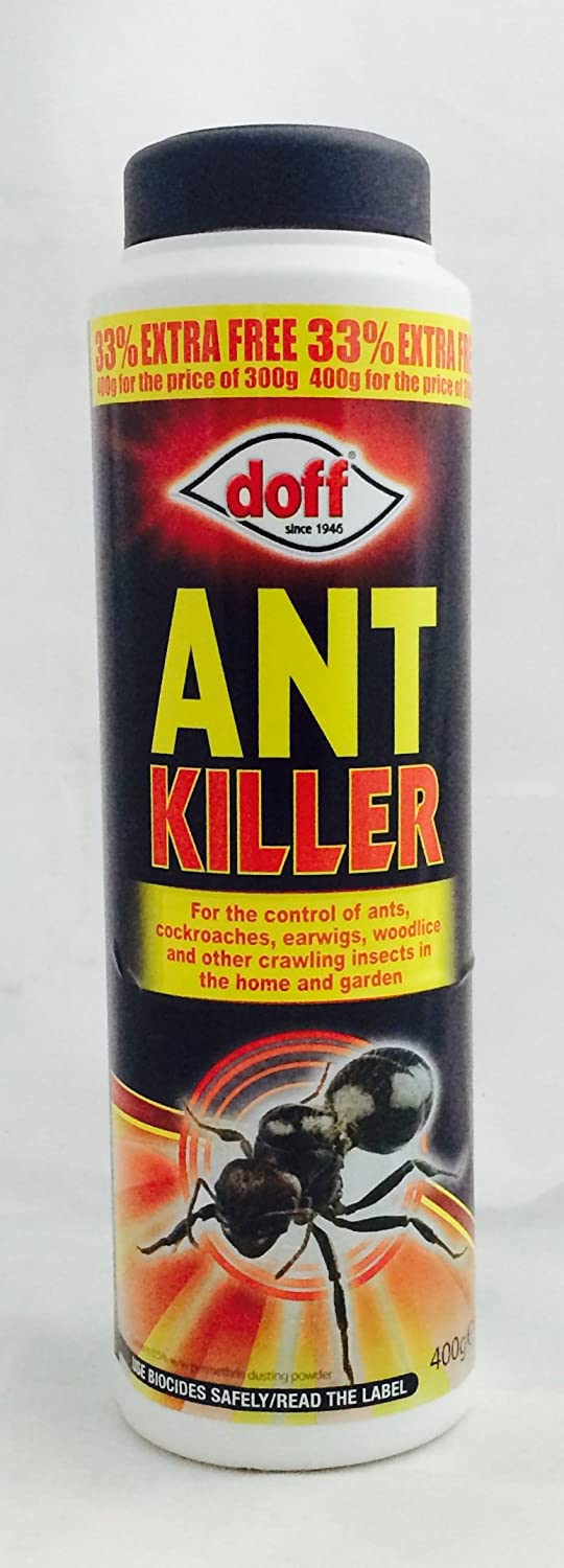 Doff Ant Killer Dusting Powder Killing Poison 300g - 315280 With 33% Extra Free