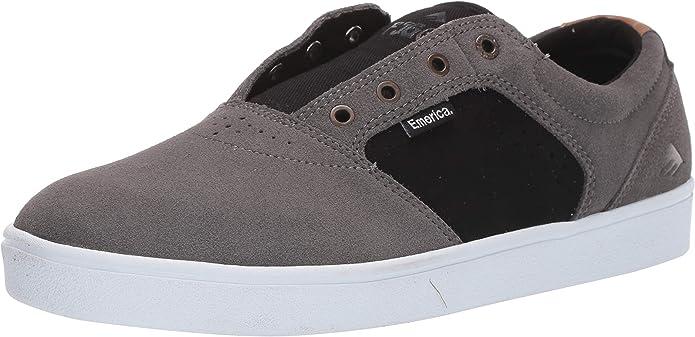 Emerica Figgy Dose Sneakers Herren Grau Schwarz
