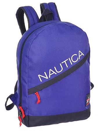 0582e8f6ad5 Amazon.com | Nautica Backpack - blue, one size | Casual Daypacks