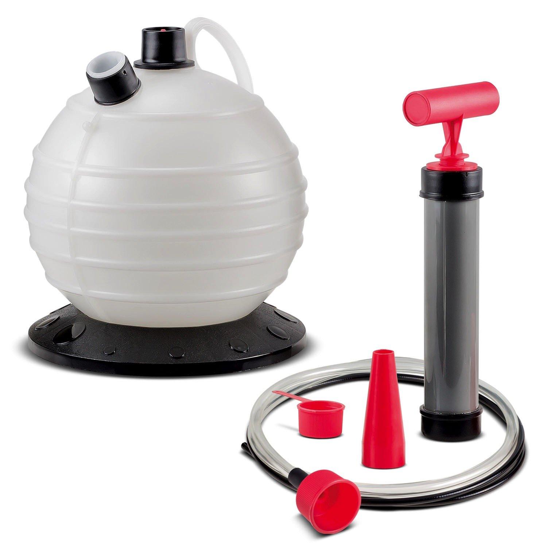Powerbuilt 6.3Qt. (6L) Oil/Fluid Extractor - 647570 by Powerbuillt (Image #1)