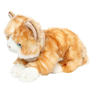 Shop of Legends - Gato de peluche (Keel Toys SC1486): Amazon.es: Juguetes y juegos